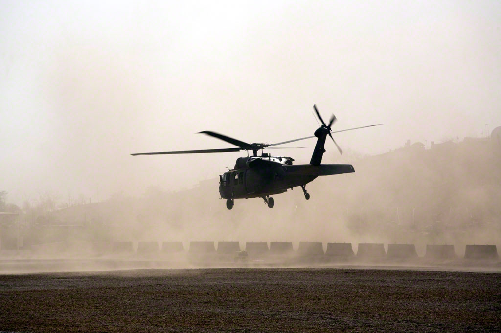 Military Applications for Helipads
