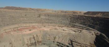 Open Pit Mining Dust Suppression