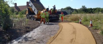 Historic Private Estate Gravel Road Improvement, United Kingdom - Newsletter