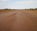 EBS Surface Sealed Airstrip