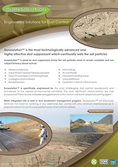 Durasolution brochure