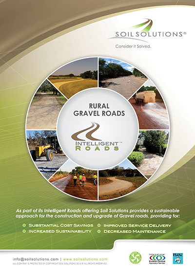 Road Construction and upgrades brochure