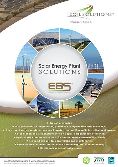 Soil Solutions Company Brochures And Product Information