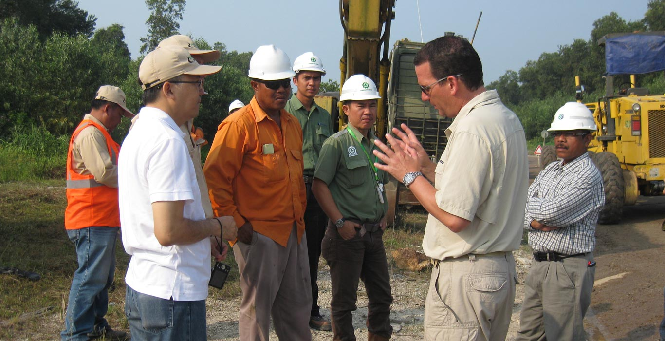 Soil Solutions in Indonesia