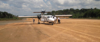 Fairview Airstrip Upgrade Project