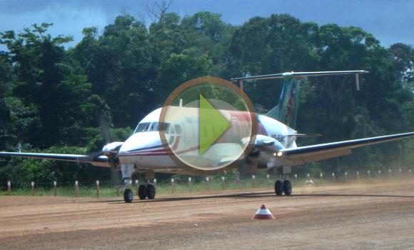 Fairview runway Video