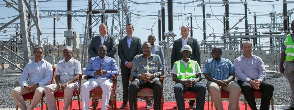 State House Kenya – Kenya scores another first as President Kenyatta commissions Africa's largest wind power project